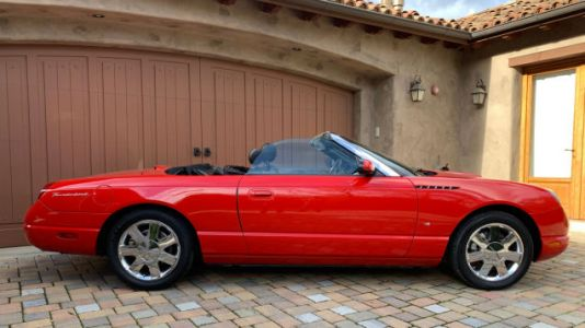 I Feel Compelled To Stand Up For The 11th Generation Ford Thunderbird
