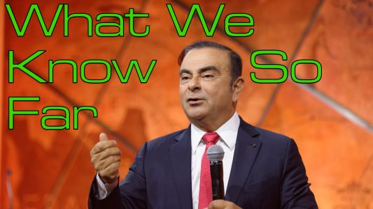 Carlos Ghosn Gets Arrested: What We Know
