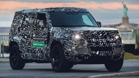 The Land Rover Defender Is Coming Back to the U.S. in 2020