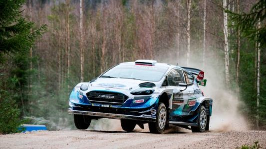 Finland Is Getting Two World Rally Championship Events This Year In Place Of Rally Sweden
