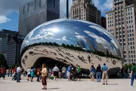 57.7 million tourists visited Chicago in 2018