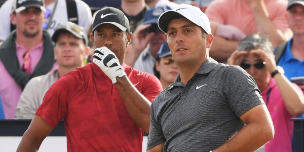 Open champion Francesco Molinari is part of a growing trend in golf - top players giving up endorsement money for more control over their game