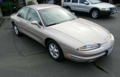 At $3,900, Could This 1999 Olds Aurora Be An Awe Inspiring Sight?