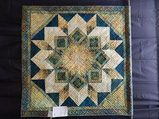 Warm Weather and Quilt Shows