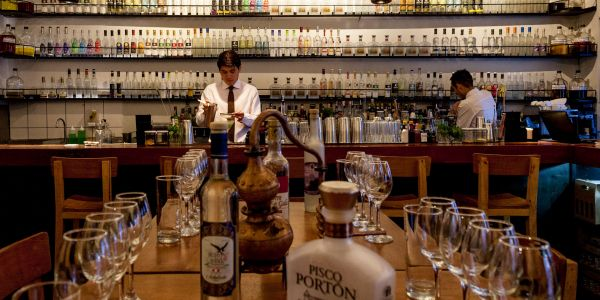 Pisco Sour: The National Drink of Peru