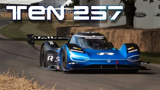 ID.R EV Breaks F1 Record, Mini Cooper SE Revealed, No tTo Model S, X Updates - TEN 257
