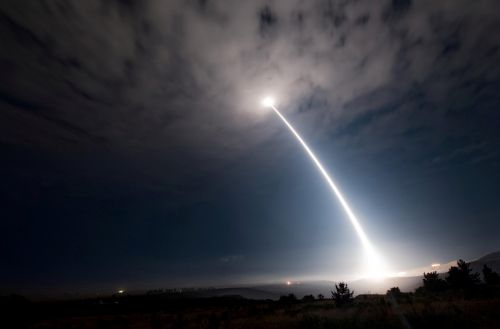 The US Air Force just hit self-destruct on a multimillion-dollar missile after a testing 'anomaly' - here's what might have gone wrong