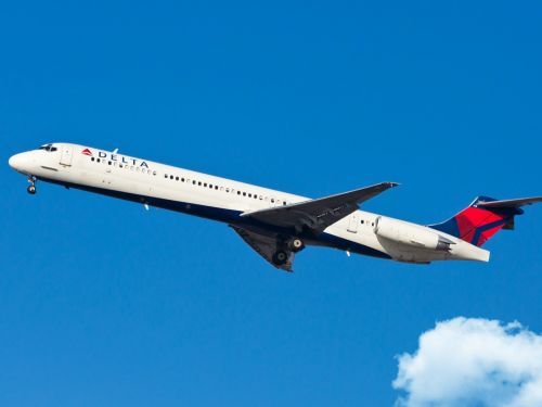 Delta Air Lines will be the last US passenger airline to retire its MD-80 fleet in June. Take a look back at the all-American 'Mad Dog' jet