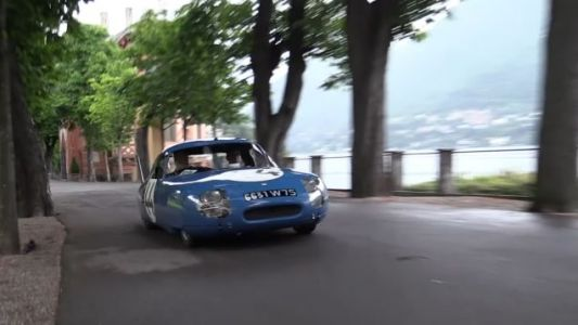 This Weird Panhard Is The King of Le Mans Efficiency