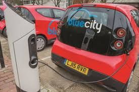 Gatwick joins hand with Bluecity for electric car rental