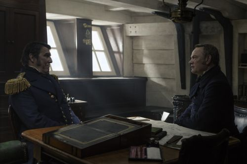 AMC's 'The Terror' is the biggest Emmy snub of the year, with an appalling 0 nominations