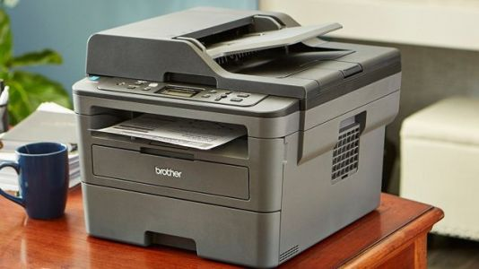 This $100 Laser Printer Also Includes a Document Feeding Scanner