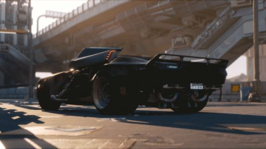 Cyberpunk 2077 Looks Like The Raddest '80s Supercar Future We Never Got