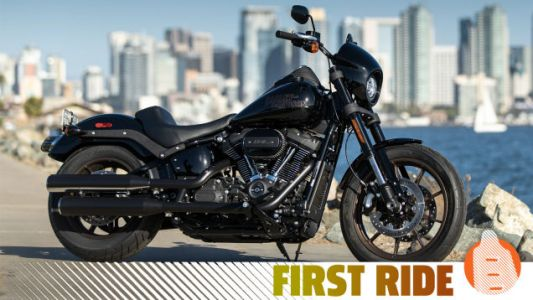 The 2020 Harley-Davidson Low Rider S Is All High Bars And Horsepower