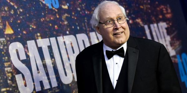 Chevy Chase slams current 'SNL' saying it has the 'worst' humor in the world