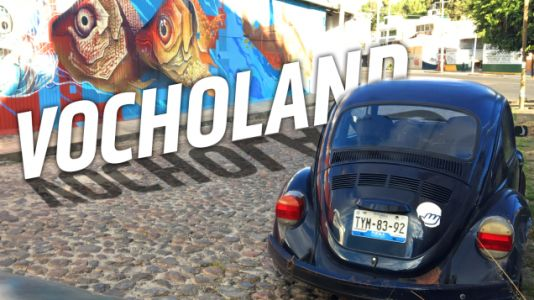 The Beetles and Other Cars of Puebla But Especially the Beetles