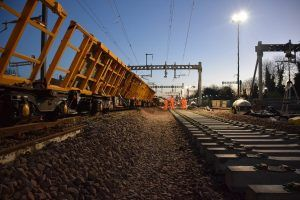 Countdown To Christmas: Two Weeks To Go Until Network Rail's Major Upgrade Work Begins