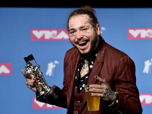 Post Malone doesn't just have bad luck - he might actually be cursed by a paranormal entity