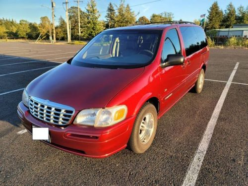 At $2,000, Could This 2000 Chevy Venture Warner Brothers Edition Have You Singing A New Toon?