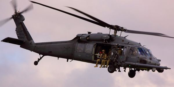The Air Force's aging search-and-rescue helicopter keeps breaking down, but a replacement already in the works