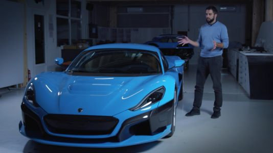 The Rimac C Two Was Engineered With a Supercomputer to Help It Hit 258 MPH