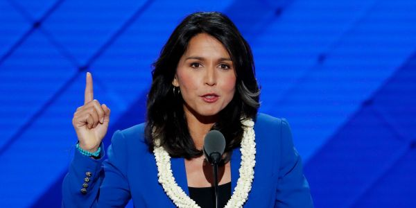 Rep. Tulsi Gabbard announces she's running for president in 2020