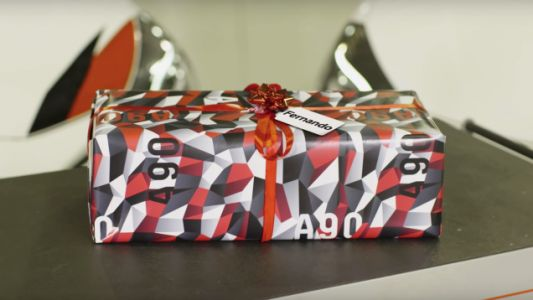 Toyota Is Pretending The 2019 Toyota Supra Still Isn't Out but Here's Some Wrapping Paper