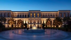 Four Seasons Hotel Istanbul at the Bosphorus Presents movies