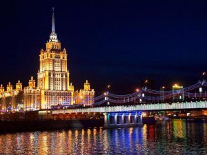 Historic Moscow Hotel joins Radisson Collection