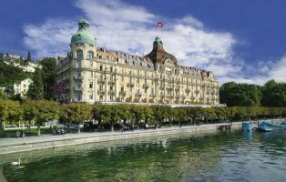 Mandarin Oriental Palace to re-brand an existing hotel in Switzerland