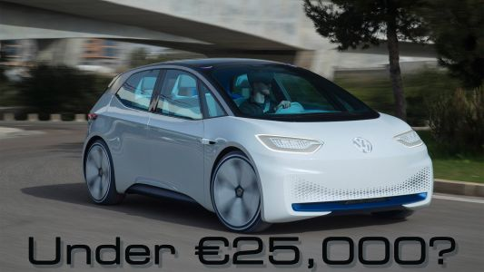 VW Says Its First ID Will Cost Less Than €25,000. Is It Changing - And Is That Price Competitive?