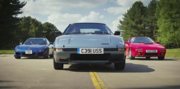 The Mazda RX-7 Turns 40 And Remains A Sports Car Legend