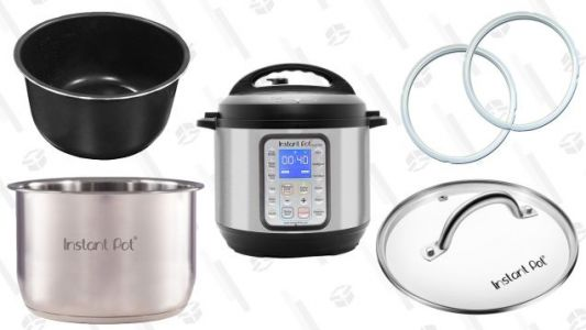 Finally Get An Instant Pot, Or Accessorize the One You Already Own, With a Bunch of Great Deals