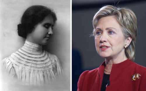 Texas voted to cut Hillary Clinton and Helen Keller from school history curriculums