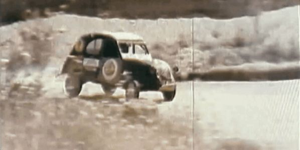 This All-Citroën 2CV And Méhari Dirt Race Is My Everything