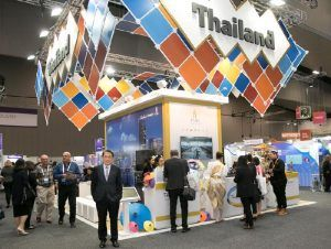 8 million MICE travellers generated 54 billion baht in Thailand fiscal Q2