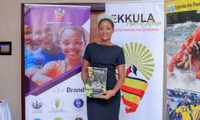 Quinn Abenakyo selected as the Tourism Goodwill Ambassador of Uganda