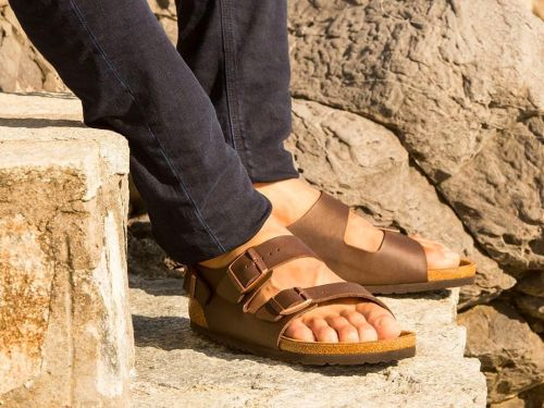 12 stylish pairs of men's sandals to upgrade your casual look this summer