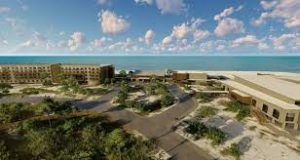 Gulf State Park Lodge rises from the ashes donning the darker shade of green