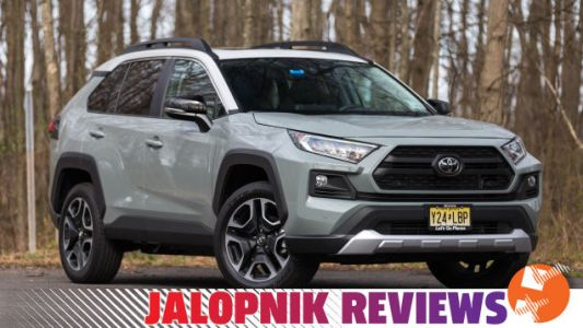 The 2019 Toyota RAV4 Can Almost Do It All