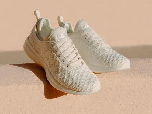The technology from this sneaker company was banned in the NBA for being so effective - but fitness enthusiast and casual wearers alike are both flocking to their newer styles