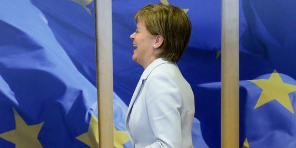 Brexit is pushing the Scottish people towards independence, says the UK's leading polling expert