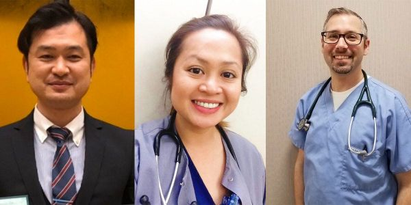 3 nurses treating coronavirus patients tell us how they really want to be thanked