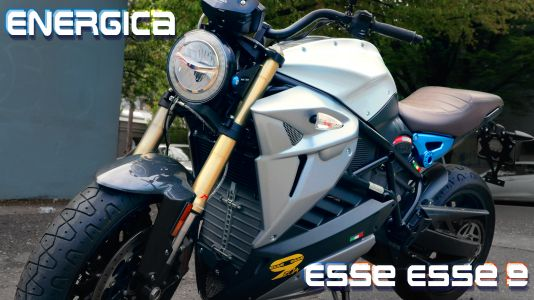 Review: Energica Esse Esse 9 Electric Motorcycle. Fast, Fun, Planted. Should You Get One?