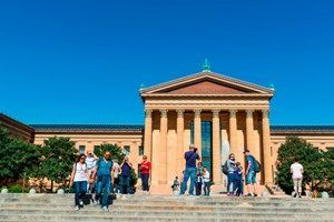 In 2018, Philadelphia brags about record tourism numbers