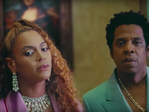 The Louvre just launched a new tour through the museum - and it's inspired by Beyonce