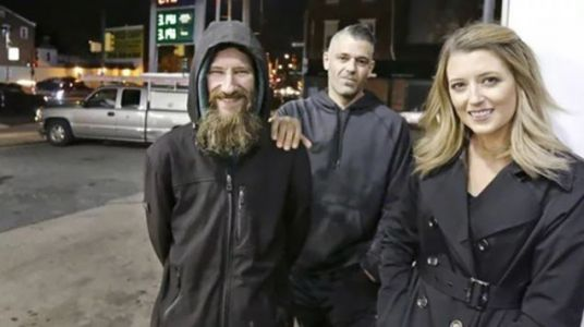 Couple and Homeless Man Said to Have Made Up Story Behind $400,000 GoFundMe Campaign