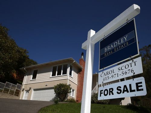 California's housing market has reached a boiling point, and a typical home costs $600,000