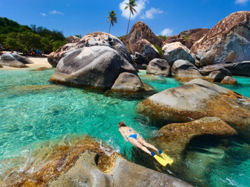8 months after devastating hurricanes, the British Virgin Islands are bouncing back and ready for tourists