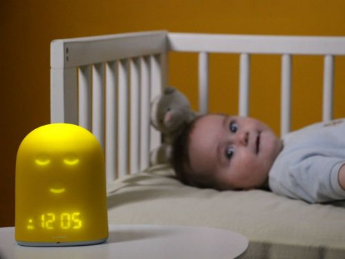 Meet Remi, the $100 monitor, alarm clock, and sleep trainer for babies and toddlers all in one - here's what it's like to use it